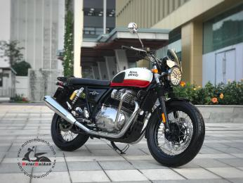 Royal Interceptor 650cc  29A1-118.53